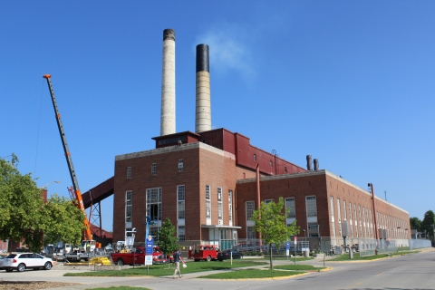 Picture of Abbott Power Plant