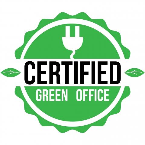 Certified Green Office Program (CGOP) logo color