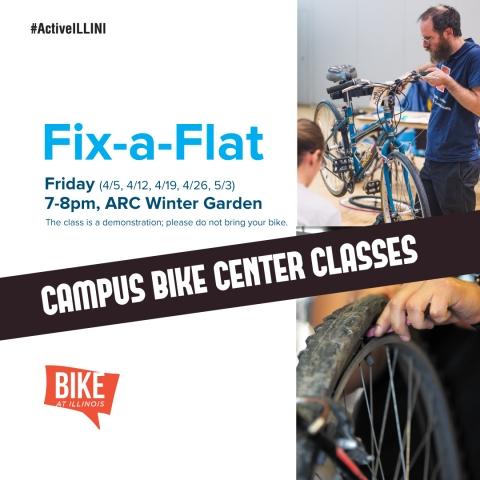 Fix-a-Flat flyer