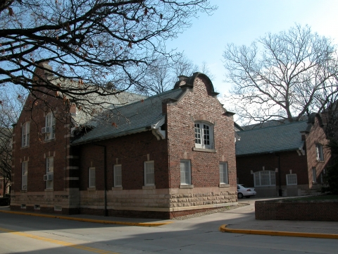 Picture of the Surveying building